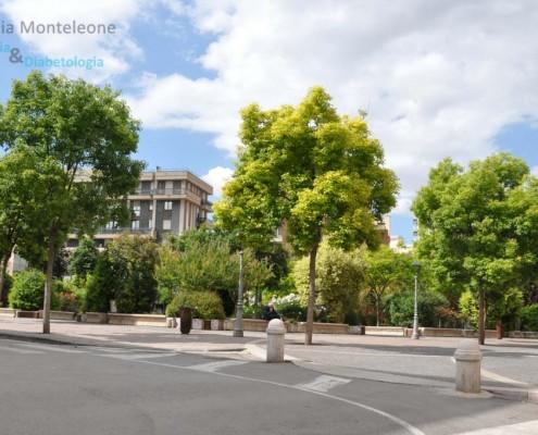 Piazza Umberto Giordano Foggia